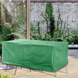 Housse de protection salon de jardin - Achat / Vente Housse de ...