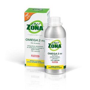 COMPLÉMENT MINCEUR Enerzone - OMEGA 3 RX 120 capsules Enerzone