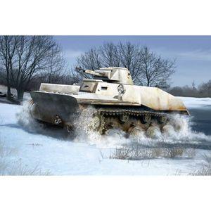 VOITURE À CONSTRUIRE HOBBY BOSS HBB83825 RUSSIAN T-40 LIGHT TANK KIT 1: