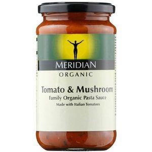 TOMATE Meridian Sauce Pâtes aux tomates et aux herbes bio