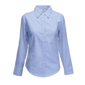 CHEMISE - CHEMISETTE FOT-27Fruit of the Loom Lady-Fit Chemise à manches