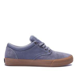 BASKET Chaussures SUPRA CHINO Grey gum