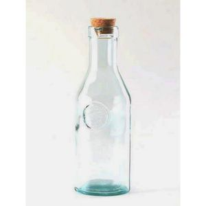bouteille en verre avec bouchon achat vente bouteille en verre avec bouchon pas cher black. Black Bedroom Furniture Sets. Home Design Ideas