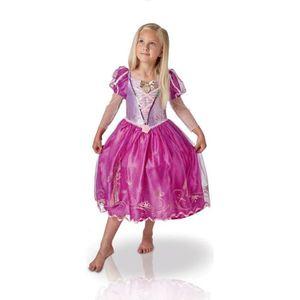 DÉGUISEMENT - PANOPLIE Déguisement Premium Ballgown Raiponce : 5/6 ans ai