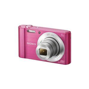 APPAREIL PHOTO COMPACT Compact numérique SONY - DSCW 810 P • Appareil pho