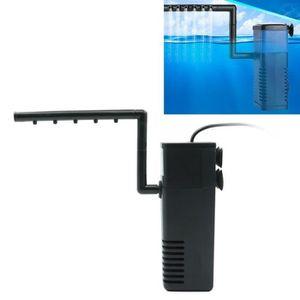FILTRATION - POMPE Filtre d'Aquarium 8W 600L/H Multi-fonction Submers