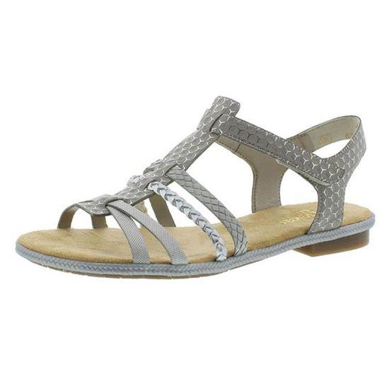 beca552c721 sandale Salome silver sandale Salome Rieker sandale silver Rieker silver Rieker  Rieker sandale 62750 Salome 62750 ...