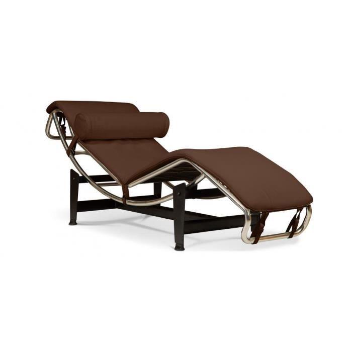 CHAISE LC4 Chaise Longue Inspire Le Corbusier