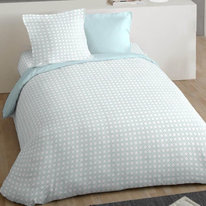 housse de couette 220x240 en carreaux achat vente housse de couette 220x240 en carreaux pas. Black Bedroom Furniture Sets. Home Design Ideas