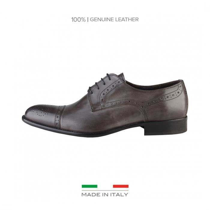 chaussures à lacets Made in Italia