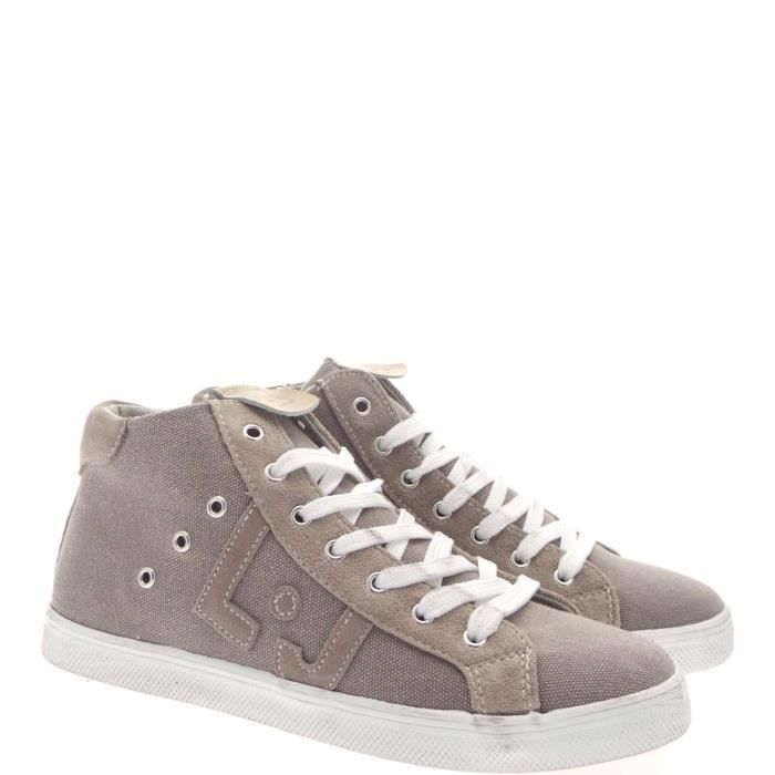 Liu Jo Girl Sneakers Homme Taupe