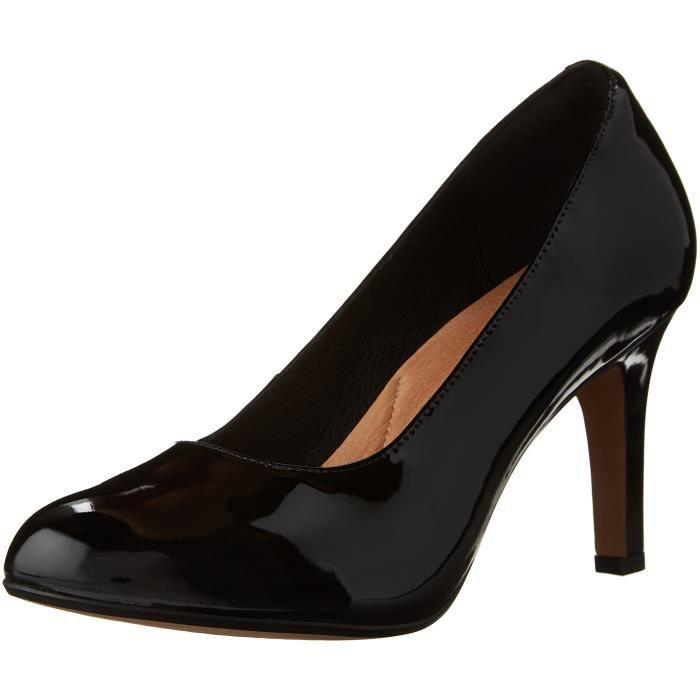 Clarks Pompe à chaussures célibataire féminin CJBBN MoNyRw