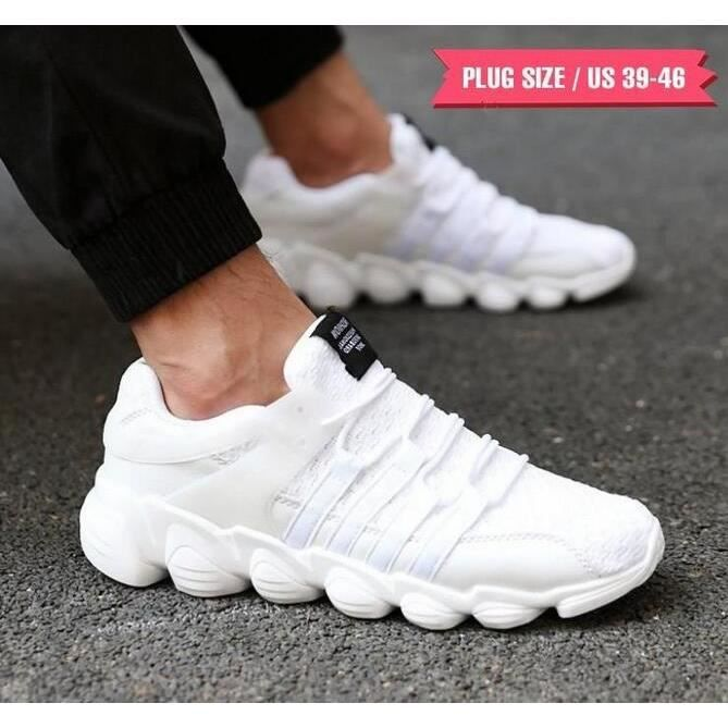 Chaussures Hommes 2017 New Arrival Basketball Casual Chaussures Baskets mode Homme Tenis Sports de plein air Courir Masculino jU383TlD