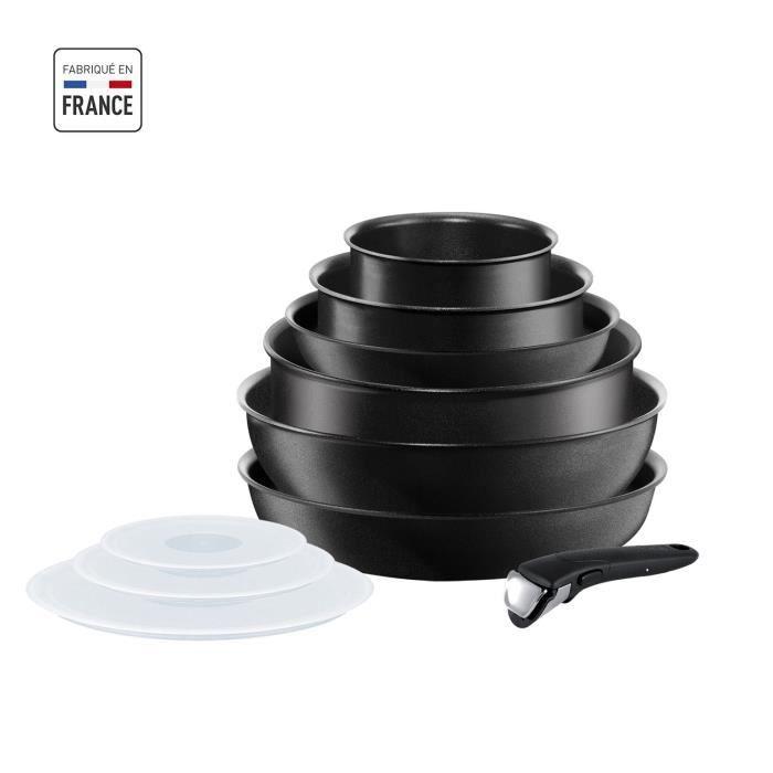 Batterie De Cuisine Induction | Batterie De Cuisine Induction 10 Pieces Achat Vente Pas Cher