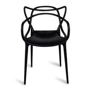 chaises starck achat vente chaises starck pas cher soldes d s le 10 janvier cdiscount. Black Bedroom Furniture Sets. Home Design Ideas