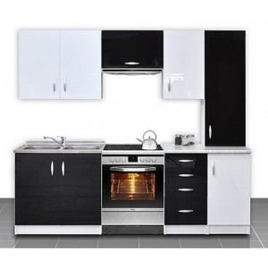 cuisine compl te avec lectrom nager achat vente cuisine compl te avec lectrom nager pas. Black Bedroom Furniture Sets. Home Design Ideas