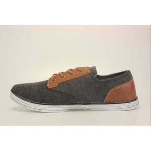 Chaussures à lacets Kaporal Ulsan noires Casual hLWYZKX