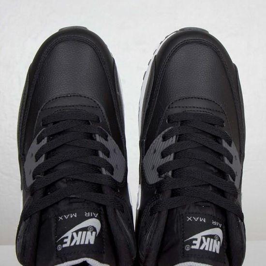 chaussures de séparation 5017d d1714 switzerland nike air max 90 essential noir trainers 53ae1 438e7
