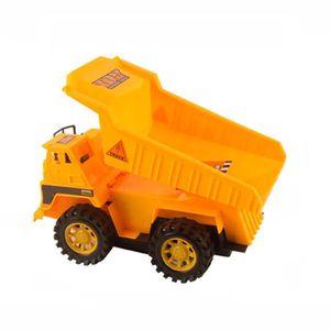 VOITURE ELECTRIQUE ENFANT 01:16 télécommande voiture jouet camion Pelle Télé