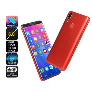 SMARTPHONE Téléphone portable à double caméra HD de 6,1 pouce