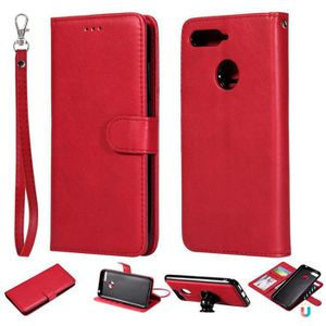 coque rouge huawei y6 2018