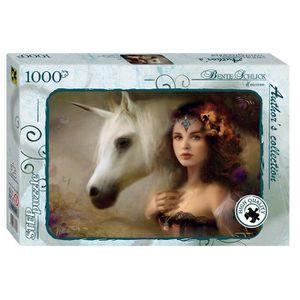 PUZZLE Puzzle 1000 pièces Licorne