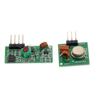 RABOTEUSE 433M module récepteur 433MHZ superréaction transme
