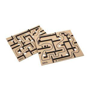PUZZLE BRIO - 34030 - Planches De Labyrinthe