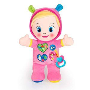 POUPÉE CLEMENTONI Baby - Alice, ma poupée à malice - Poup