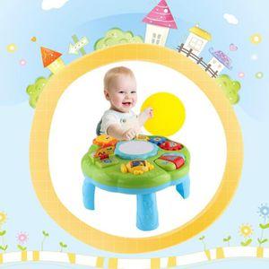 TABLE JOUET D'ACTIVITÉ Table d'activités musicales jeu éducatif bébé
