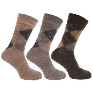 be7a013b815 CHAUSSETTES Chaussettes traditionnelles en mélange de laine (l