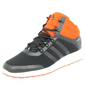 basket montant homme adidas blanche