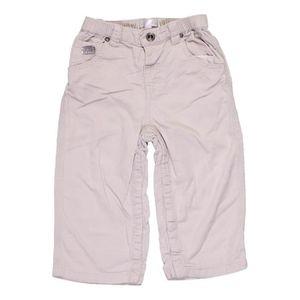 7430aec2fd50 Pantalon bébé garçon blanc - Achat   Vente pas cher - Cdiscount