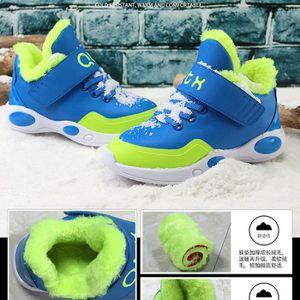 APRES SKI - SNOWBOOT Chaussures enfant hiver enfants Chaussures chaud h