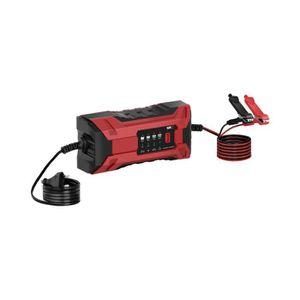 CHARGEUR DE BATTERIE Chargeur de batterie de voiture  6 V/2A, 12 V/2A 3