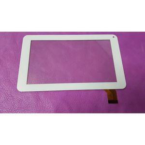 VITRE POUR TABLETTE Blanc: ecran tactile touchscreen digitizer 7' Logi