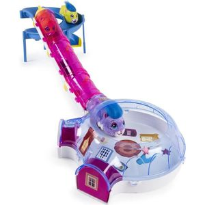 FIGURINE - PERSONNAGE ZHU ZHU PETS House Playset - Maison pour Hamster S