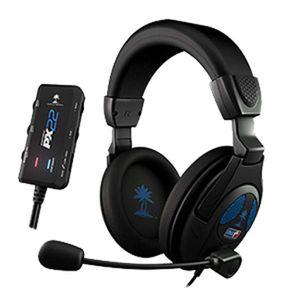 CASQUE - ÉCOUTEURS EAR FORCE PX22  CASQUE FILAIRE GAMING POUR PS3 COM