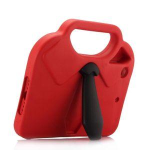 COQUE MP3-MP4 Coque Rigide rouge pour iPad mini 4/3/2/1 Belle Af