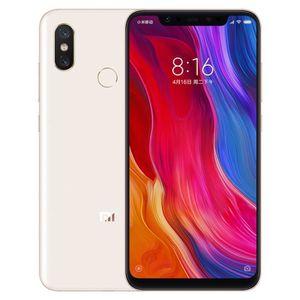 SMARTPHONE Xiaomi Mi 8 6G + 128G Smartphone Or
