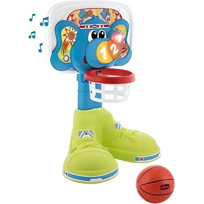 CHICCO Panier de Basket Eléphant hauteur reglable 00009343000000