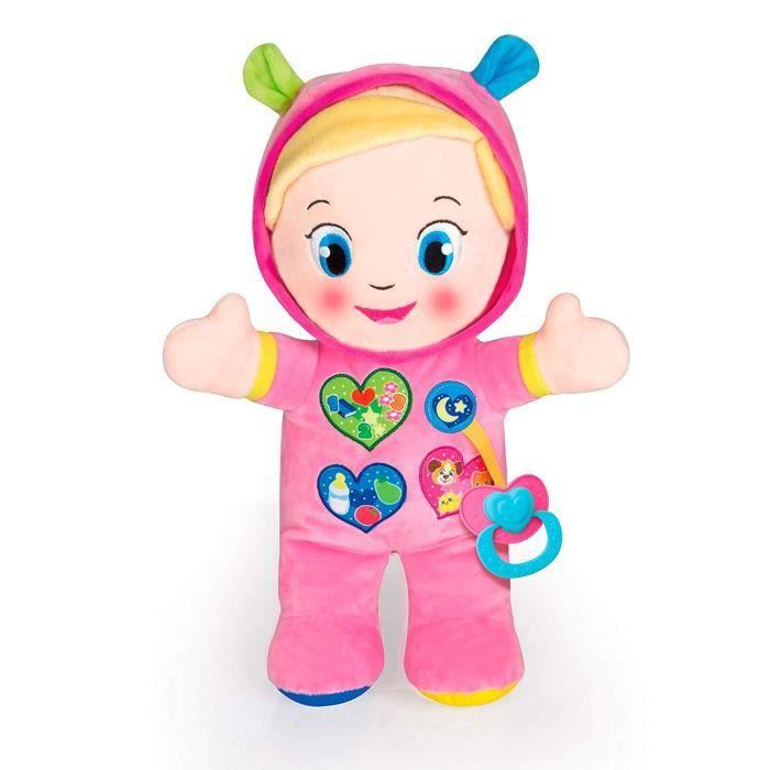 CLEMENTONI - Alice, ma poupée à malice - Poupée Interactive