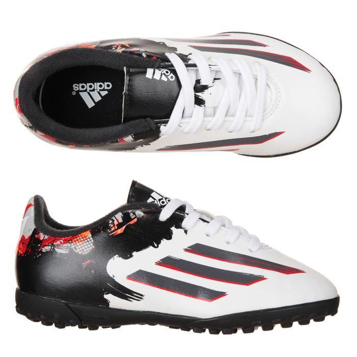Football Chaussures Stabilisé 10 Enfant Pas Prix Messi Adidas 3 UaA5q5z