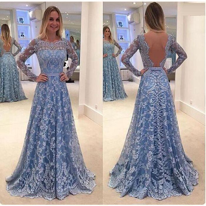 Les robe soiree en dentelle