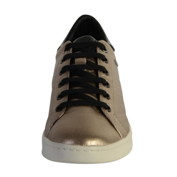 Geox Sneakers Femme CHAMPAGNE