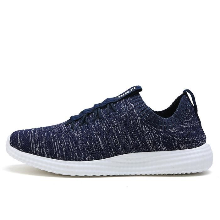 Noir 2017 chaussure Homme Nouveau sport Chaussures Basket Running de 48YXFqw