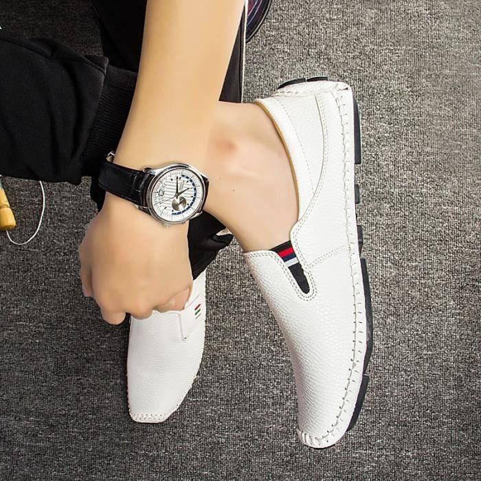 Driving Ventiler De Hommes Chaussures Sport Mode Confortables Pois Mocassins nSccWxCT