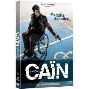DVD FILM DVD Coffret Caïn, saison 1