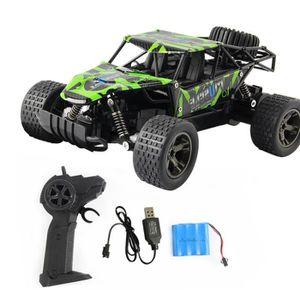 VOITURE - CAMION 1:20 2RM haute vitesse RC Racing voiture 4WD téléc