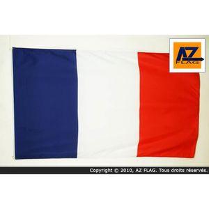 DRAPEAU - BANDEROLE Drapeau France 150x90cm - français Haute qualité